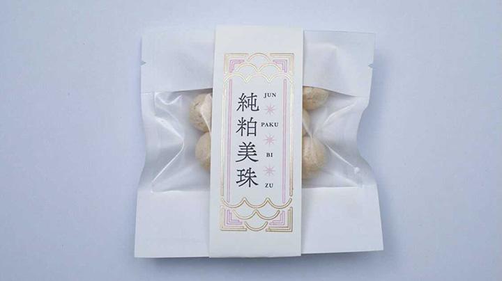 大豆のお菓子「純粕美珠」