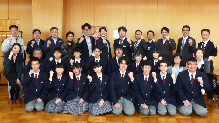 次代の生産者と日本酒の未来を繋ぐ「旭農高 日本酒プロジェクト」始動