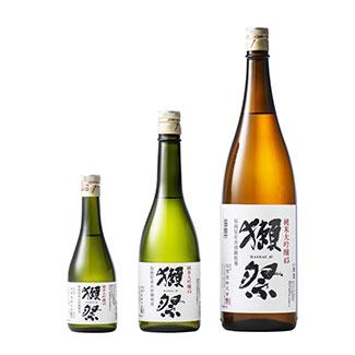 旭酒造の「獺祭」