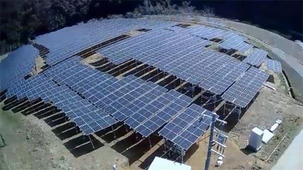 京都府福知山市で初の大型ソーラーシェアリング案件竣工