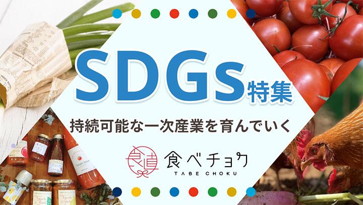 プラスチックフリーなど5つのテーマで「SDGs特集」開設 食べチョク
