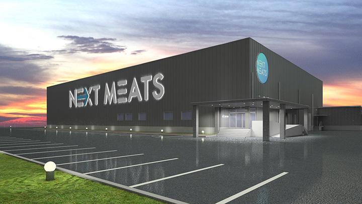 「NEXT Factory」外観完成予想図