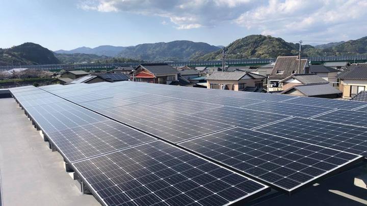 自家消費型太陽光発電(PPA)