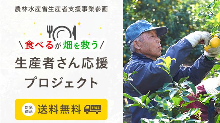 コロナ禍・8月豪雨被害の生産者支援プロジェクト開始 産直アウル