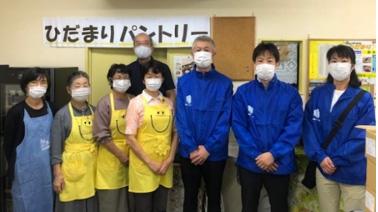 「食品ロス削減対策」へ 埼玉フードパントリーネットワークの活動を支援 雪印メグミルク