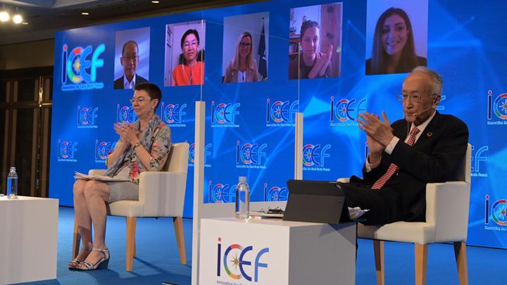 エネルギー・環境 イノベーション国際会議 ICEF2021開催