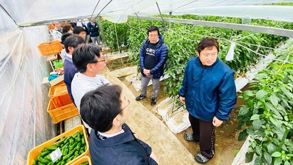 収穫ロボットの社会実装へ 宮崎でスマート農業実証プロジェクト開始