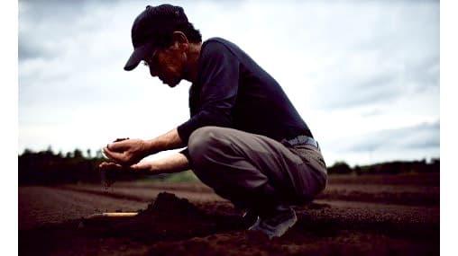 40年以上にわたって自然農法に取り組んできた高橋さん