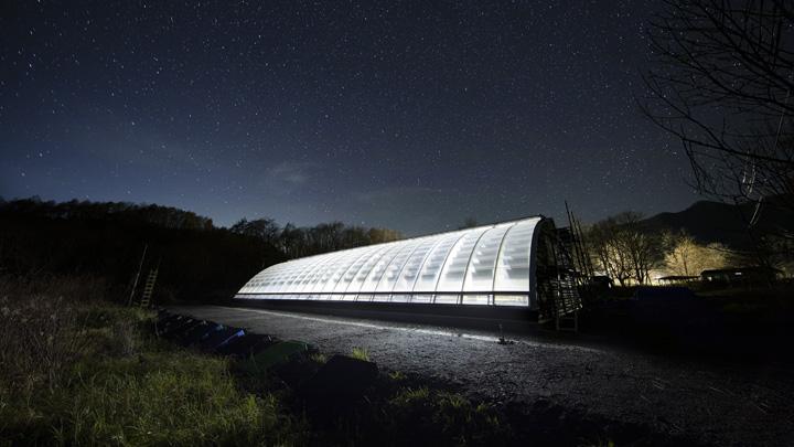 次世代型水耕栽培プラント農業「アクアポニックス」専用設備北海道に竣工