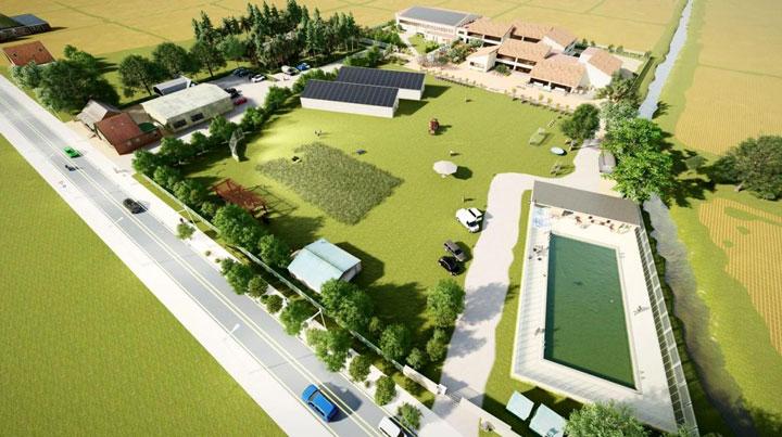 小学校跡地を有効活用した農業研究施設「春日部みどりのPARK」