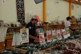【JAは地域の生命線2013 活力ある職場づくりをめざして】JA周桑(愛媛県) 直売所『周ちゃん広場』が営農振興の起点