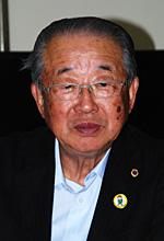 松下雅雄氏・JAはだの前代理事組合長