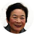 波多江小夜子さん(元女性部長、理事)