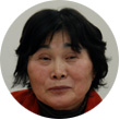 吉冨美佐子さん(女性部長)