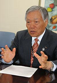 萬代宣雄・JA島根中央会会長