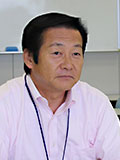 三田井研一・営農対策部部長
