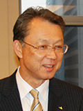 青山吉和・JA静岡市代表理事組合長