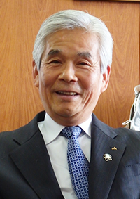 森田忠・JA南彩代表理事組合長