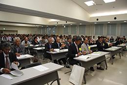 銚子野菜連合会の総会