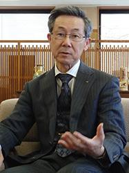 駒屋 廣行・JAひだ代表理事組合長