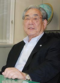 岸宏 JF全漁連会長
