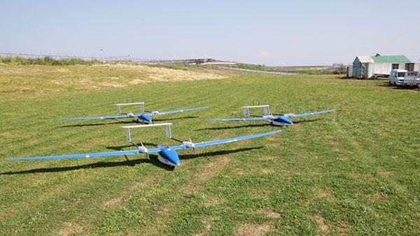 補助者なし目視外飛行で農業用ドローン実証実験行うーオプティムなど