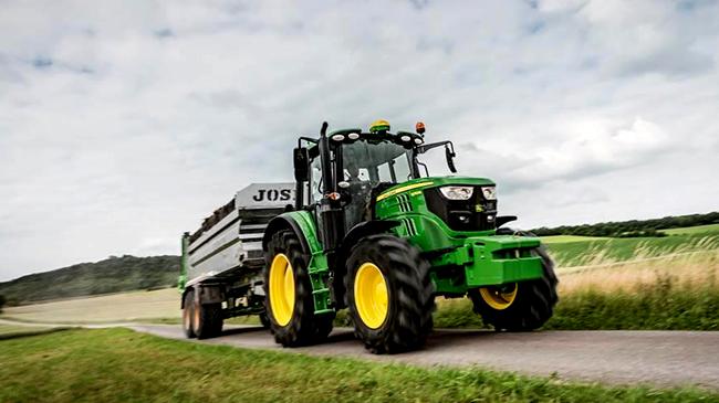 新型トラクター「JD-6Mシリーズ」を2021年1月1日より販売開始 ヤンマーアグリ