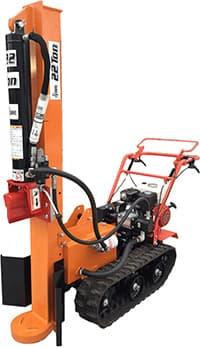 油圧式薪割り機ハイグレードモデル