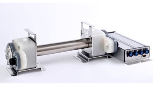 深紫外線LED水殺菌装置のイメージ