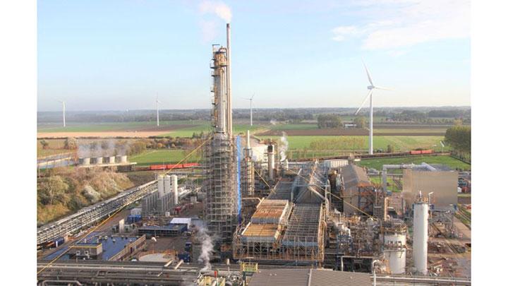 世界最大手の窒素肥料メーカーのプラント設備点検を実施 テラドローン