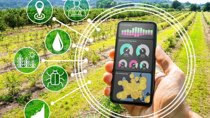 スマート農業市場 2026年までに14%以上のCAGRで成長予測