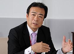 増田 長盛氏 ヤンマーアグリジャパン 代表取締役社長 ヤンマー(株)執行役員 アグリ事業本部国内営業本部長