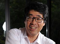 (株)カクイチ 代表取締役社長 田中 離有 氏