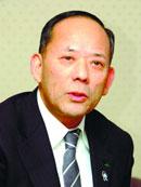 JAいわて花巻代表理事組合長 高橋専太郎氏