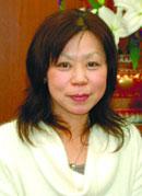 JA鳥取中央フレッシュミズ・副会長 山田繭子さん