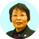 「つくしんぼうの会」荻野孝子会長