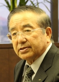 JA福島中央会会長・庄條徳一会長