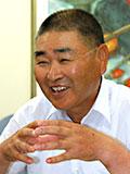 熊谷健一・農事組合法人となん組合長