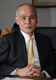 (写真)石田正昭・龍谷大学農学部教授